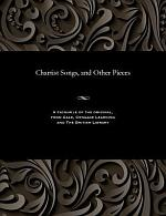Chartist Songs and Other Pieces