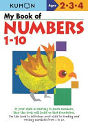 My Book of Numbers 1 10