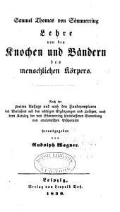 Vom Baue des menschlichen Korpers: Neue umgearb. und vervollstandigte Original-Ausg, besorgt, Band 2