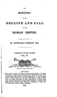 The History of the Decline and Fall of the Roman Empire  4 PDF