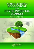 Simulation of Ecological and Environmental Models PDF