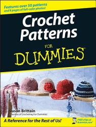 Crochet Patterns For Dummies PDF