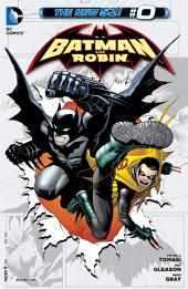 Batman and Robin (2012-) #0