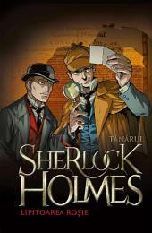 Tânărul Sherlock Holmes. Lipitoarea roșie