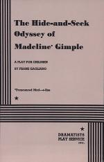 The Hide-and-seek Odyssey of Madeline Gimple