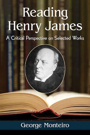 Reading Henry James PDF