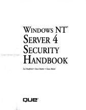 Windows NT Server 4 Security Handbook PDF
