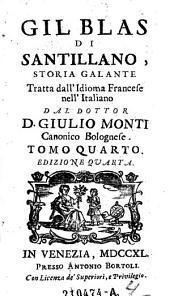 Gil Blas di Santillano