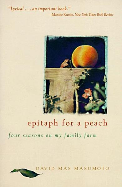 Download Epitaph for a Peach Book