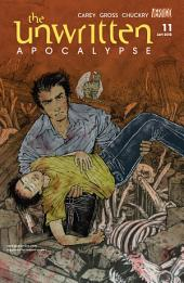 The Unwritten: Apocalypse (2014-) #11