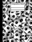 Soccer Ball Composition Notebook - 5x5 Quad Ruled