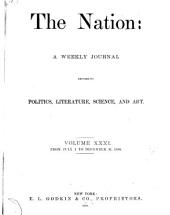 The Nation: Volume 31