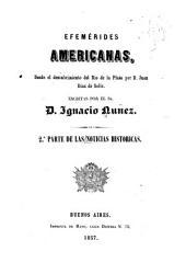 Noticias historicas de la Republica Argentina: Volumen 2