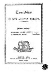 Comedias de Don Agustin Moreto