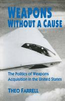 Weapons without a Cause PDF