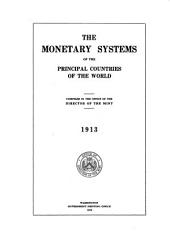 The monetary systems of the principal countries of the world