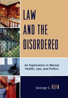 Law and the Disordered PDF