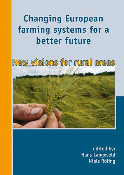 Changing European farming systems for a better future PDF