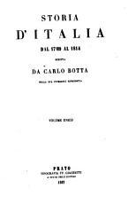 Storia d Italia dal 1789 al 1814     Nella sua integrit   riprodotta  etc PDF