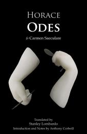 Odes: With Carmen Saeculare