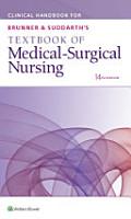 Clinical Handbook for Brunner   Suddarth s Textbook of Medical Surgical Nursing PDF