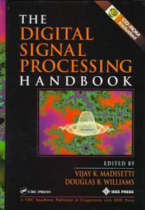 The Digital Signal Processing Handbook PDF