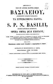 Patrologiae cursus completus ...: Series graeca, Volume 31