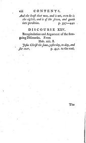 The Evidence of Christianity Deduced from Facts: And the Testimony of Sense, Thoughout All Ages of the Church, to the Present Time. In a Series of Discourses Preached for the Lecture Founded by Th Honourable Robert Boyle in the Parish Church of St. James, Westminster, in the Years MDCCLXVI, MDCCLXVII, MDCCLXVII ...