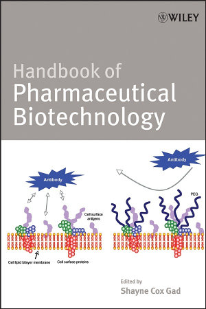 Handbook of Pharmaceutical Biotechnology PDF