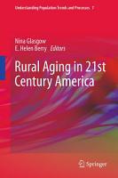 Rural Aging in 21st Century America PDF