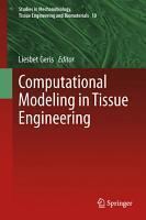 Computational Modeling in Tissue Engineering PDF