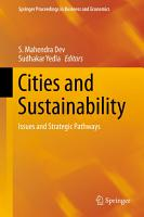 Cities and Sustainability PDF