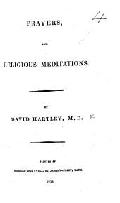 Prayers, and Religious Meditations
