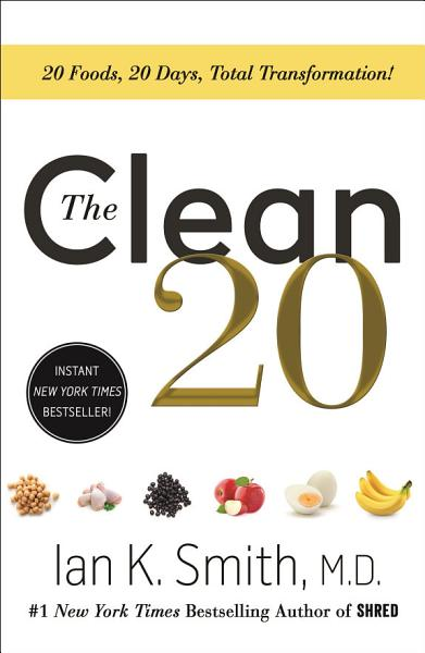 Download The Clean 20 Book