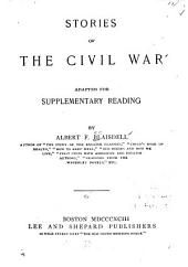 Stories of the Civil War: Adapted for Supplementary Reading