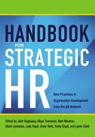 Handbook for Strategic HR PDF