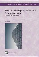 Administrative Capacity in the New EU Member States PDF