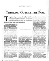 The Nature Conservancy Magazine PDF