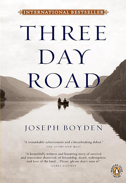 Download Three Day Road Book