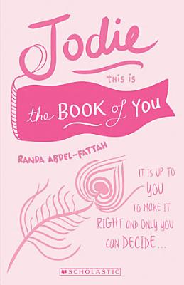 Jodie  This is the Book of You PDF