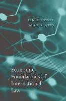 Economic Foundations of International Law PDF