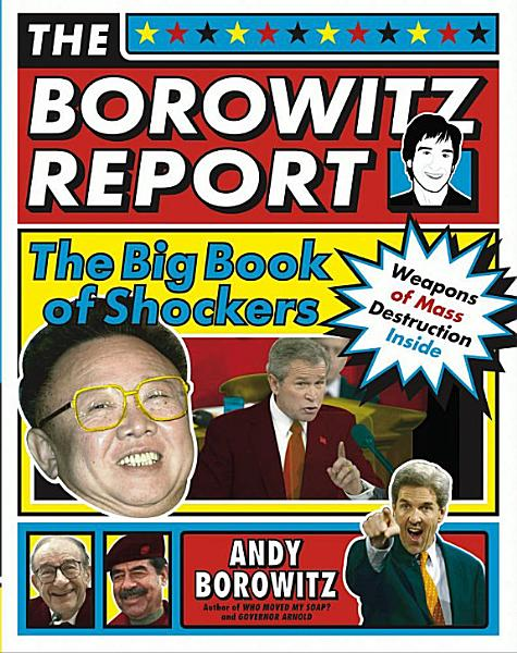 Download The Borowitz Report Book