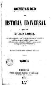 Compendio de historia universal, 1-2