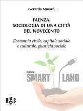 Faenza. Sociologia di una città del Novecento: Economia civile, capitale sociale e culturale, giustizia sociale
