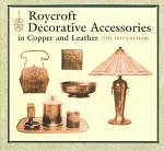 Roycroft Decorative Accessories in Copper and Leather