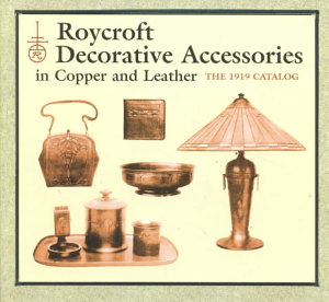 Roycroft Decorative Accessories in Copper and Leather PDF