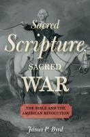 Sacred Scripture  Sacred War PDF