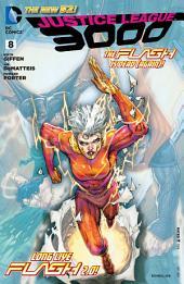 Justice League 3000 (2013- ) #8
