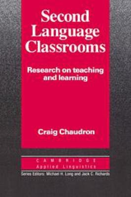 Second Language Classrooms