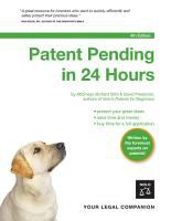 Patent Pending in 24 Hours PDF
